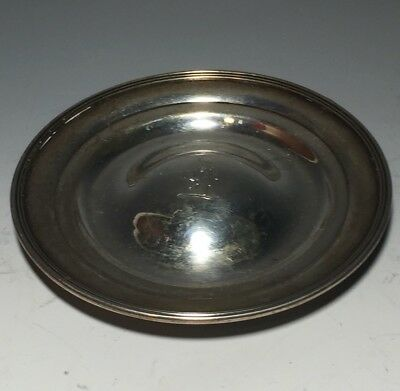 Antique Georgian Sterling Silver Plate
