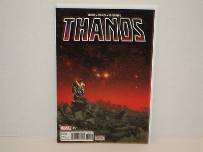 Thanos #7 (NM/NM+ or 9.4/9.6) - 1st Print - Lemire - Peralta - Sold Out!