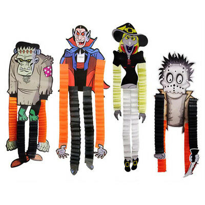 Creative Halloween Supplies Balloons Skeleton Pumpkin Zombie Toys Decor Lot