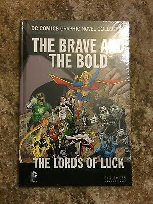 DC Comics Graphic Novel Collection Vol 14 Brave And The Bold Lords Of Luck