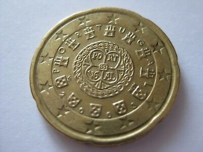20 Cent Portugal 2003