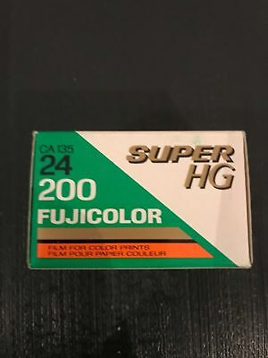 Fujifilm Super HG 200 expired film job lot Lomo Agfa Konica Kodak