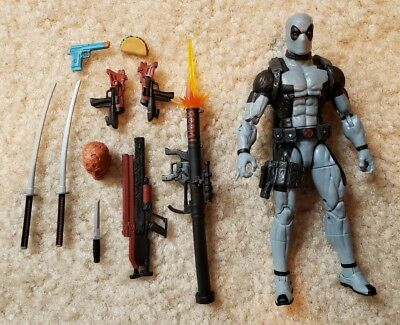 Hascon Marvel Legends Uncanny X-Force Hasbro 2017 Deadpool Exclusive loose