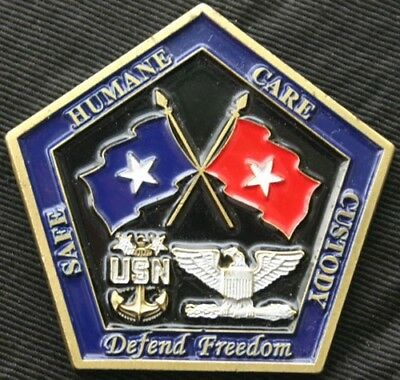 Operation Odyssey Dawn Challenge Coin Kdaffy Duck Joint Task
