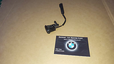 Bmw E46 (ALL MODELS)  heated front washer jet,02-06 Excellent,single jet  X2