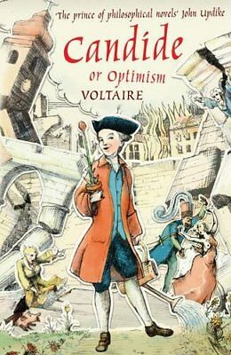 Candide, or Optimism by Voltaire Hardback Book The Cheap Fast Free Post