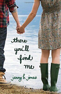 There You'll Find Me by Jones, Jenny B. Book The Cheap Fast Free Post