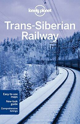 Lonely Planet Trans-Siberian Railway (Travel Guide) by Vorhees, Mara Book The