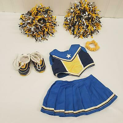 American Girl Cheerleading Outfit Just Like You   (A15-08)