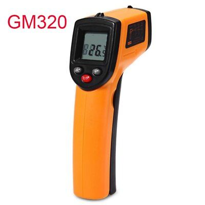 Handheld Non-Contact LCD IR Infrared Digital Handheld Temperature Thermometer