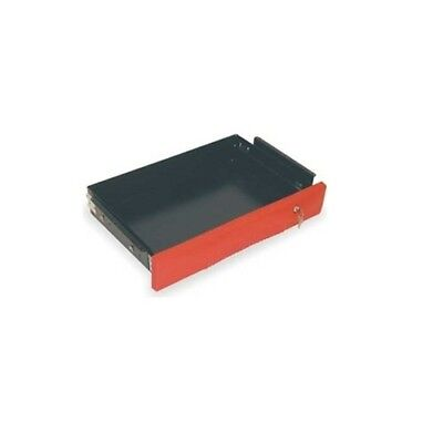 Rubbermaid FG459300RED Single Full Extension Drawer