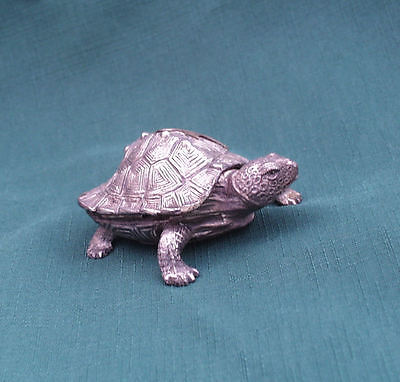 ANTIQUE INKWELL TURTLE THE GREAT SEAL OF THE STATE OF OKLAHOMA, MULGEE  c1907