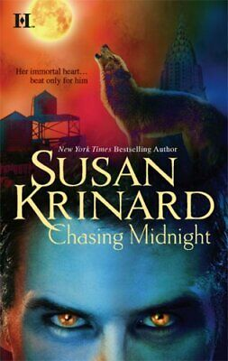 Chasing Midnight (Paranormal Romance (Harlequin)) by Krinard, Susan Book The