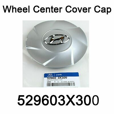 "New OEM 17"" Wheel Center Cover Cap 52960 3X300 for Hyundai Elantra Sedan 11-13"