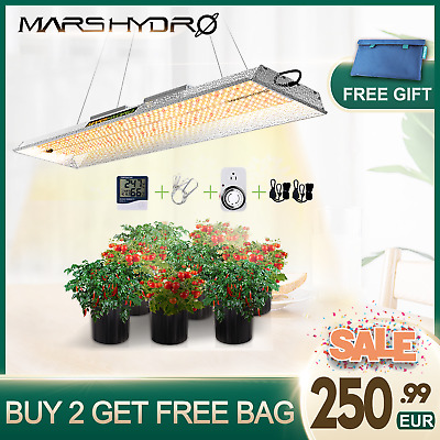 Mars Hydro Reflector 480W Led Grow Light Full Spectrum Pflanzenlampe Veg Bloom