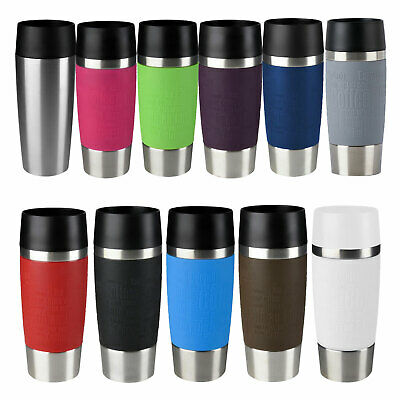 EMSA TRAVEL MUG Isolierbecher Thermobecher to go 0,36 L Spülmaschinengeeignet