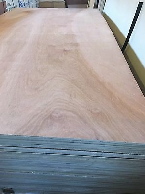 NEW Plywood 8ft x 4ft 9mm hardwood Sheets structural grade