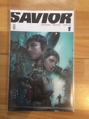Savior 1 1st Print NM