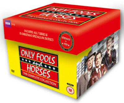 Only Fools and Horses: The Complete Collection DVD (2011) David Jason ***NEW***