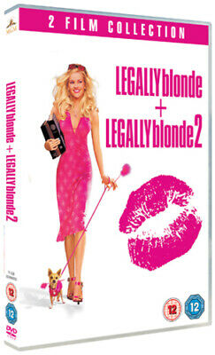 Legally Blonde/Legally Blonde 2 DVD (2012) Reese Witherspoon ***NEW***