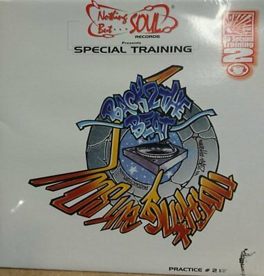 Soul G & Kool M - Back To The Beat Special Training - Practice #2 LP NEU 0153302