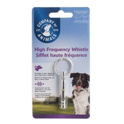 COA High Frequency Whistle For Pet Dog Obedience Training Gun Dog Recall