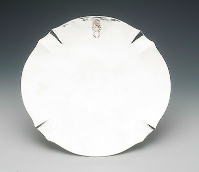 Lebolt Silver of Chicago Arts & Crafts Cookie Tray