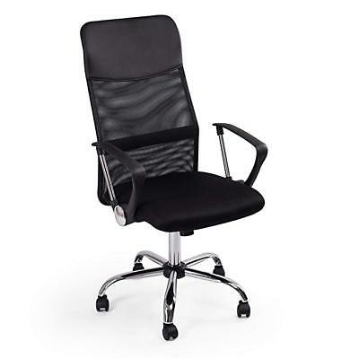 Blumtal Ergonomic Office Chair, High Back, Breathable Fabric In Black