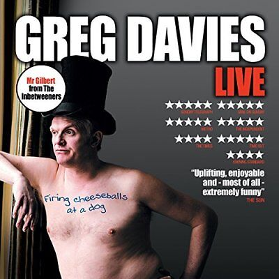 DAVIES, GREG-Live CD NEW