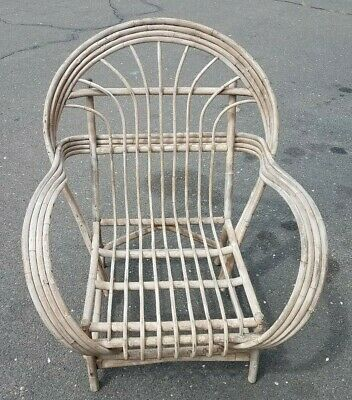 Antique Raton chair Circa 1930 / 40s We Ship