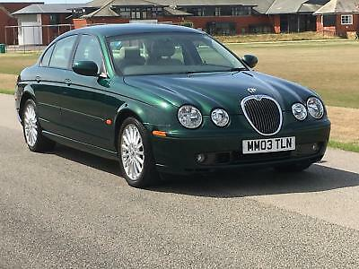 Jaguar s-type 2. 5 v6 auto sport 200 limited edition | in hilperton.