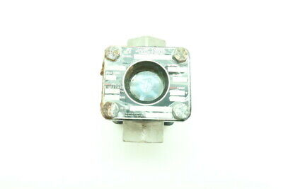 Jacoby Tarbox 300-SA Sight Flow Indicator 1/2in Npt