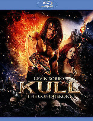Kull the Conqueror [Blu-ray] New DVD! Ships Fast!