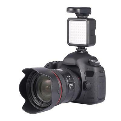 49 LED Video Light Lamp Photographic Photo Lighting for Camera Photography UP
