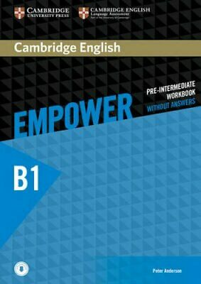 Cambridge English Empower Pre-intermediate Workbook without Ans... 9781107488762