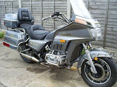 Honda Goldwing GL1200 DE Interstate Motorbike Tourer