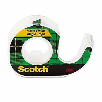 Scotch Magic Tape, 3/4 x 300-inches-Transparent-3 ct