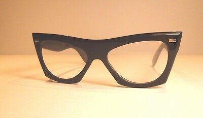 Buddy Holly style glasses 1950's , optical grade acetate