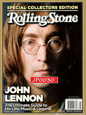 Rolling Stone Special Collector's 2018, John Lennon, Brand New/Sealed, Reprint