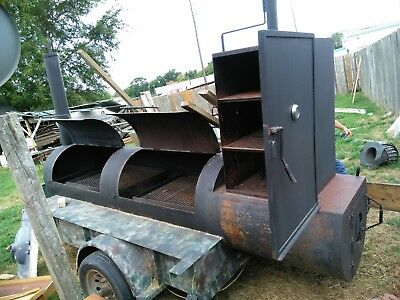 BBQ smoker Trailer - Pre-Owned