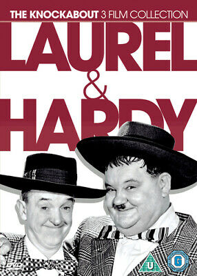 Laurel and Hardy Box Set: Volume 1 DVD (2011) Oliver Hardy ***NEW***