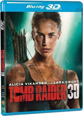 Tomb Raider (2018) 3D - 2 Blu-Ray 3D/2D