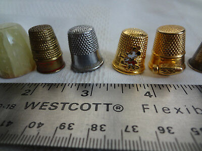 Thimble Collection (Lot of 13)