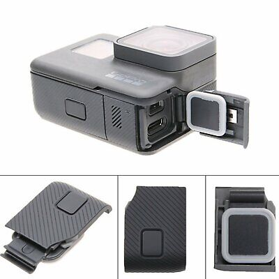 Replacement Side Door USB-C Mini HDMI Port Side Cover Repair For GoPro 5 6 7