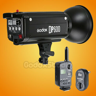 Godox DP600 600W 600Ws Studio Lighting Strobe Flash Light Head w/ FT-16 Trigger