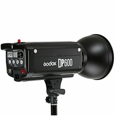Godox DP600 600W 600Ws Professional Studio Strobe Flash Light Head 200V~240V