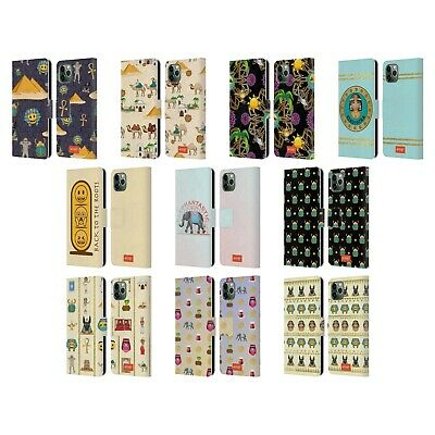 OFFICIAL EMOJI ANCIENT EGYPT LEATHER BOOK WALLET CASE FOR APPLE iPHONE PHONES
