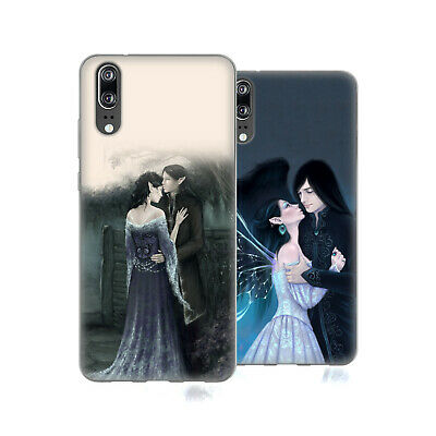 Official Rachel Anderson Romance Soft Gel Case For Huawei Phones