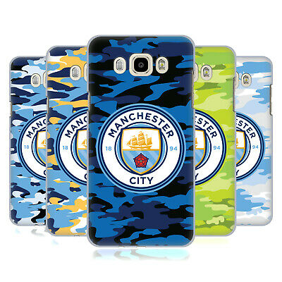 Official Manchester City Man City Fc Badge Camou Back Case For Samsung Phones 3