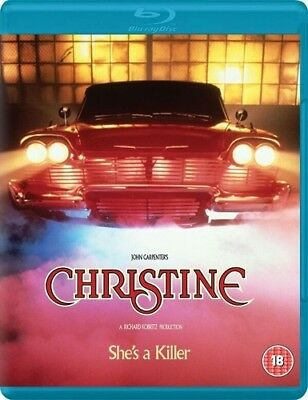 Christine [New Blu-ray] UK - Import